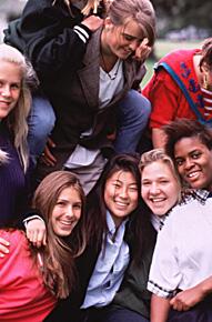 Think, that Asian girls boarding school