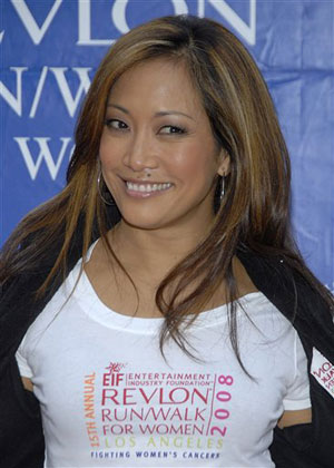 Choreographer And Tv Personality Carrie Ann Inaba Most Inspiring