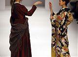 Dirndi Meet Kimono