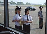 Sunan Airport Officials
