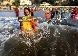 Chhath Hindu Festival