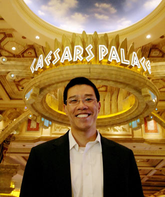Harrah's Innovation Chief