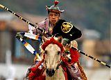 Yabusame Japan Horseback Archery