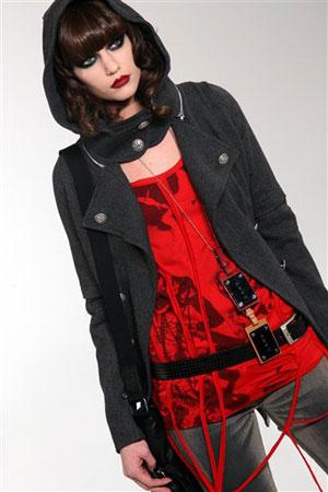 Gwen Stefani Models L.A.M.B.