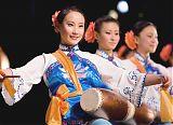 Shen Yun Drummers