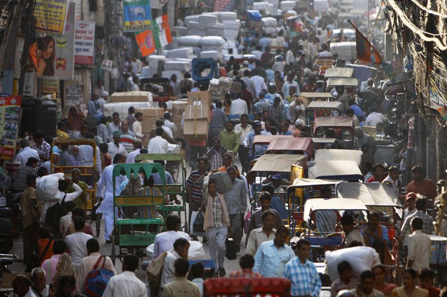 indian population essay