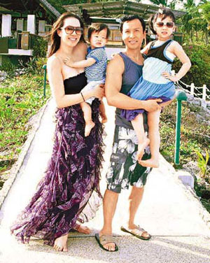 Donnie Yen First Wife   www.pixshark.com - Images ...