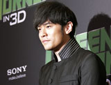 Jay Chou in Green Hornet