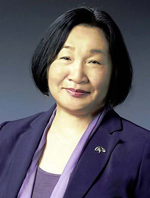 Oakland's First Woman Mayor