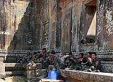 Thailand-Cambodia Border Clashes