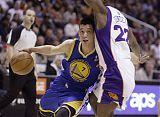 Jeremy Lin v Suns