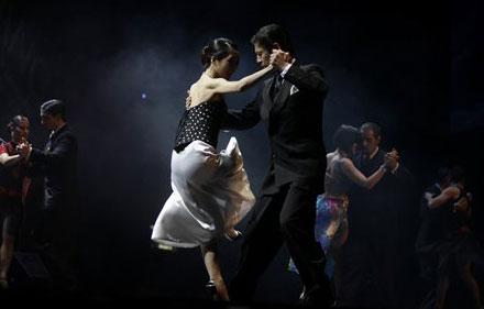World Tango Champs